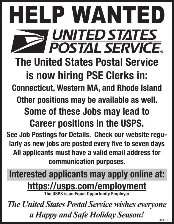 Usps Rhode Island