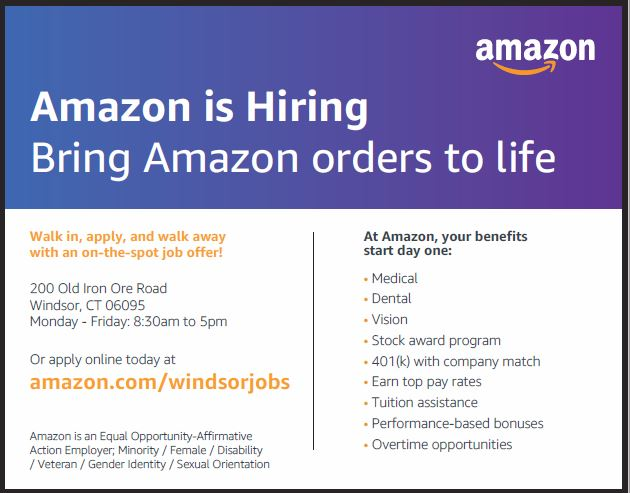 Job Details | Amazon is Hiring at Amazon